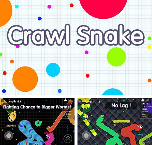 In addition to the game Snooker live pro for Android phones and tablets, you can also download Crawl snake for free.