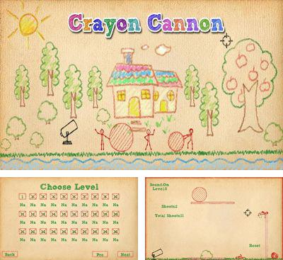 In addition to the game South Surfer for Android phones and tablets, you can also download Crayon Cannon Pro for free.