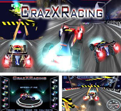 In addition to the game Planet 51 Racer for Android phones and tablets, you can also download CrazXRacing for free.