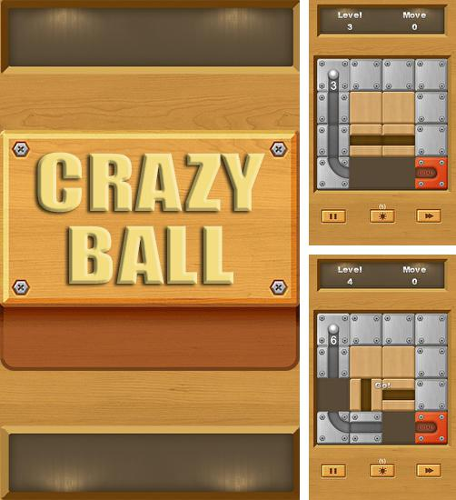 In addition to the game RBKube for Android phones and tablets, you can also download Crazy ball for free.