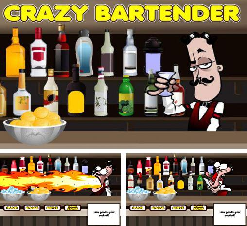 In addition to the game Whack Muscle for Android phones and tablets, you can also download Crazy bartender for free.