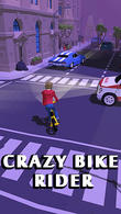 Crazy bike rider APK