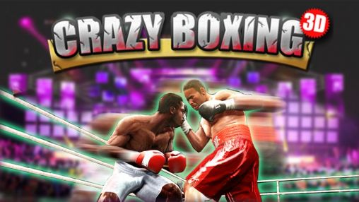 Crazy boxing poster