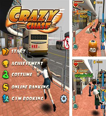 In addition to the game Cheese Barn for Android phones and tablets, you can also download Crazy Chase for free.
