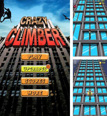 In addition to the game Men's Room Mayhem for Android phones and tablets, you can also download Crazy Climber for free.