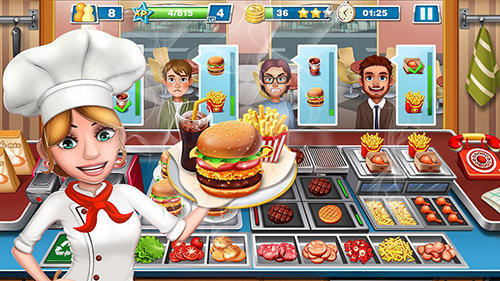 Crazy cooking chef screenshot 3