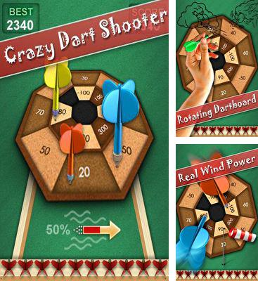 Crazy Dart Shooter