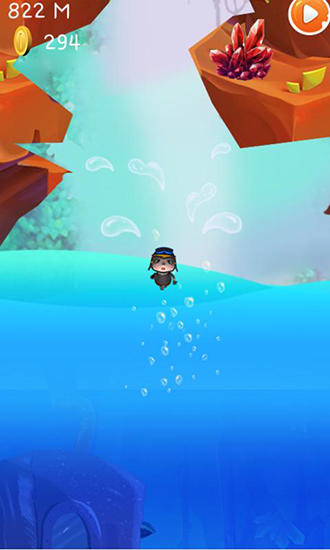 Crazy falling screenshot 2
