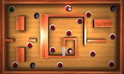 Screenshots do Crazy Labyrinth 3D - Perigoso para tablet e celular Android.