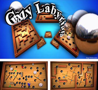 In addition to the game Marble Maze. Reloaded for Android phones and tablets, you can also download Crazy Labyrinth 3D for free.