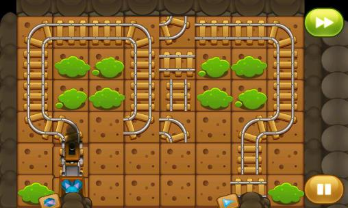 crazy mining car puzzle game for android download apk free