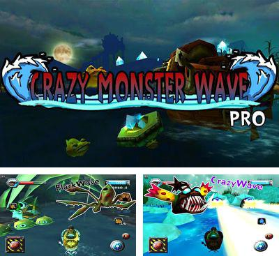 In addition to the game Chuash 'em for Android phones and tablets, you can also download Crazy Monster Wave for free.
