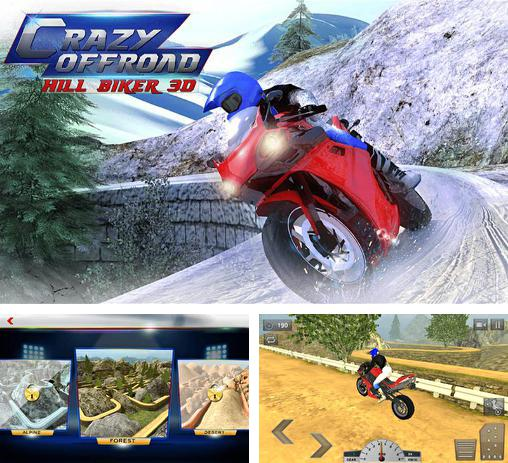 In addition to the game Crazy offroad hill biker 3D for Android, you can download other free Android games for Huawei Nova Lite 2017.