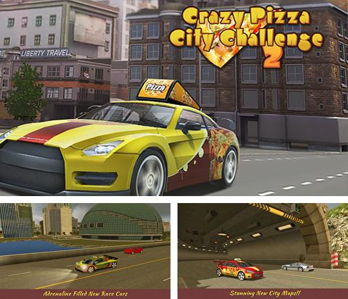 Crazy pizza city challenge 2