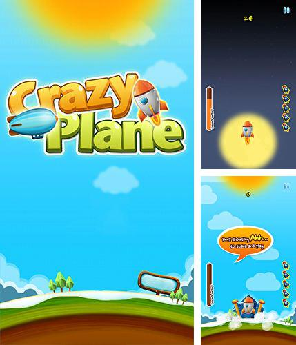 In addition to the game Plumber for Android phones and tablets, you can also download Crazy plane for free.