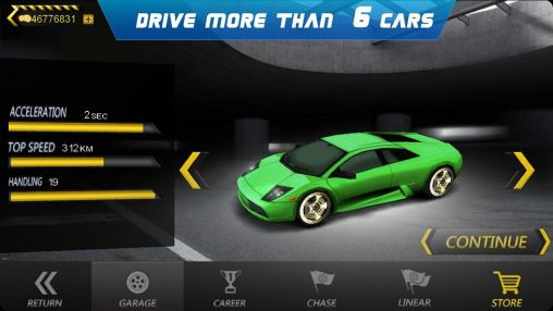 Download Crazy racer 3D Android free game.