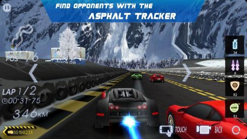 Get full version of Android apk app Crazy racer 3D for tablet and phone.