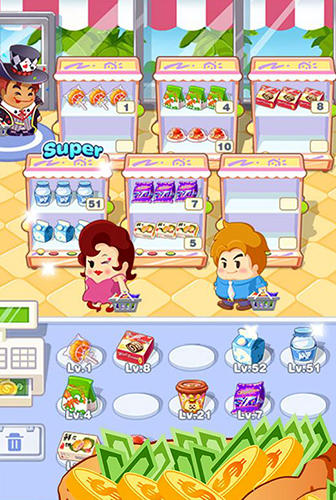 Crazy snack 2: Click and merge screenshot 3
