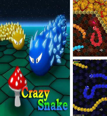 In addition to the game Killer Snake for Android phones and tablets, you can also download Crazy Snake for free.