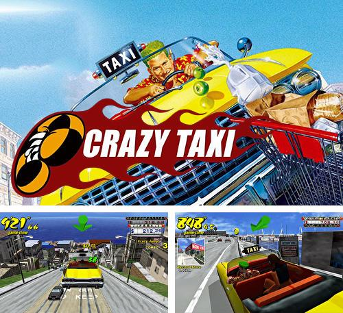 In addition to the game Crazy Taxi for Android phones and tablets, you can also download Crazy taxi classic for free.
