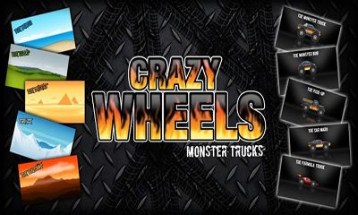 Crazy Wheels Monster Trucks