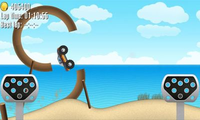 Crazy Wheels Monster Trucks screenshot 2