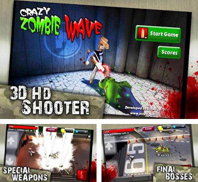 In addition to the game Final Fury for Android phones and tablets, you can also download Crazy Zombie Wave for free.