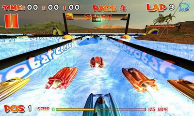 CrazyBoat screenshot 1