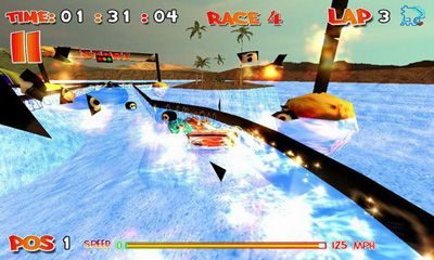 CrazyBoat screenshot 3