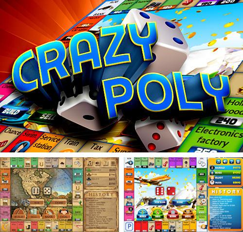 Crazypoly: Business dice game