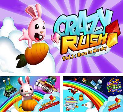 In addition to the game Boney The Runner for Android phones and tablets, you can also download CrazyRush Volume 1 for free.