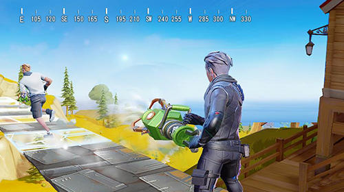 Screenshots von Creative destruction für Android-Tablet, Smartphone.
