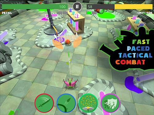 Creature battle lab screenshot 3