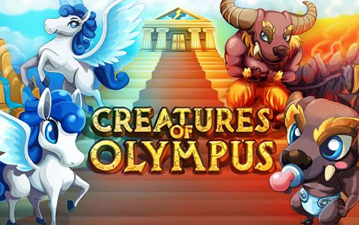Creatures of Olympus poster