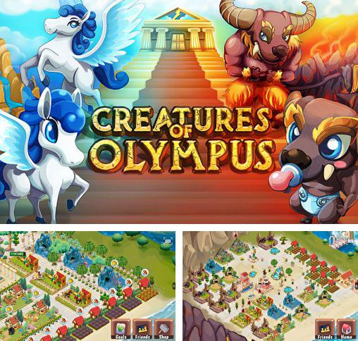 In addition to the game Mouse Town for Android phones and tablets, you can also download Creatures of Olympus for free.