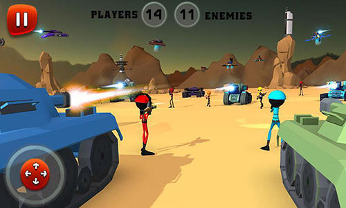 Jogue Creepy aliens battle simulator 3D para Android. Jogo Creepy aliens battle simulator 3D para download gratuito.
