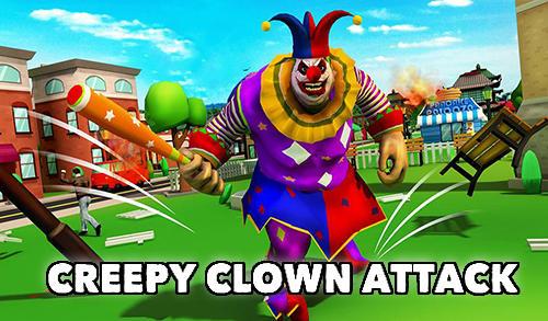 Creepy Clown Attack Für Android Kostenlos Herunterladen Spiel
