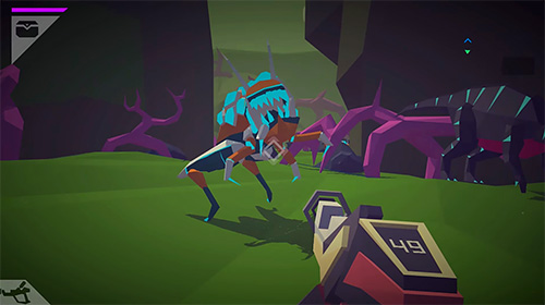 Screenshots von Crescent moon: Morphite für Android-Tablet, Smartphone.