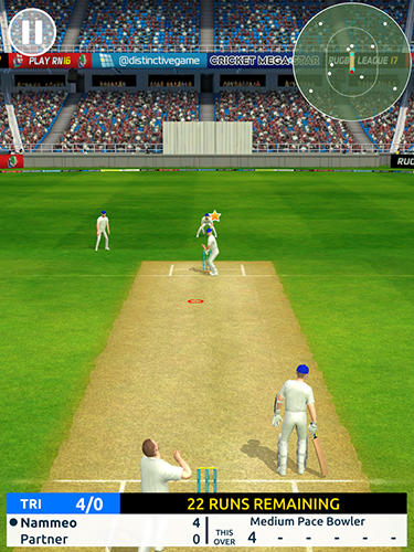 Cricket megastar скриншот 2