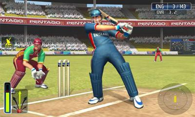 Screenshots von Cricket World Cup Fever HD für Android-Tablet, Smartphone.