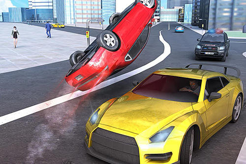 Kostenloses Android-Game Crime of Clash Gangsters 3D. Vollversion der Android-apk-App Hirschjäger: Die Crime of clash gangsters 3D für Tablets und Telefone.