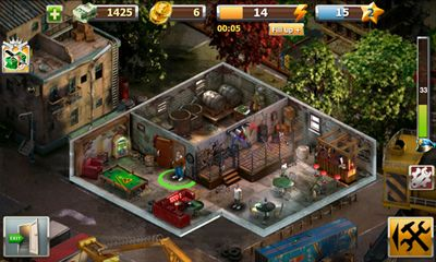 Screenshots von Crime Story für Android-Tablet, Smartphone.