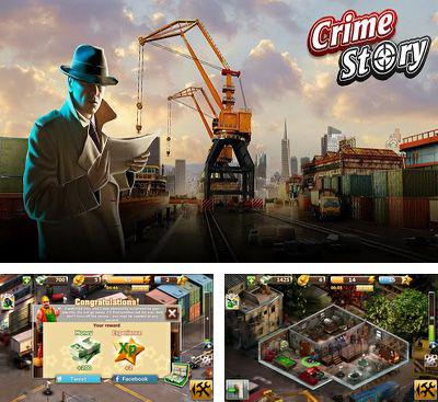 In addition to the game Prohibition 1930 for Android phones and tablets, you can also download Crime Story for free.
