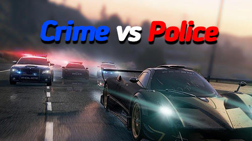 Crime vs police: Shooting car racing 3D