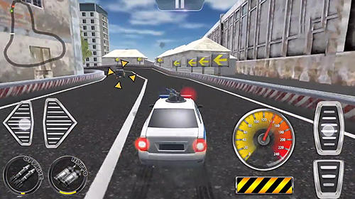 玩安卓版Crime vs police: Shooting car racing 3D。免费下载游戏。