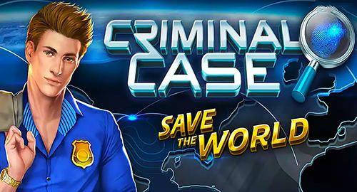 Criminal case: Save the world! poster