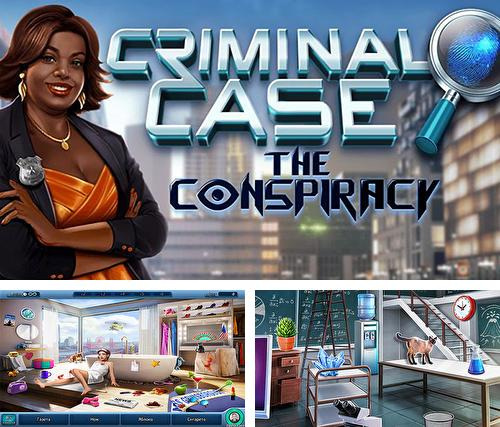 In addition to the game Criminal сase: The Conspiracy for Android, you can download other free Android games for Digma CITI 7907 4G.