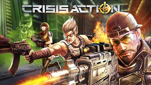 Crisis action poster