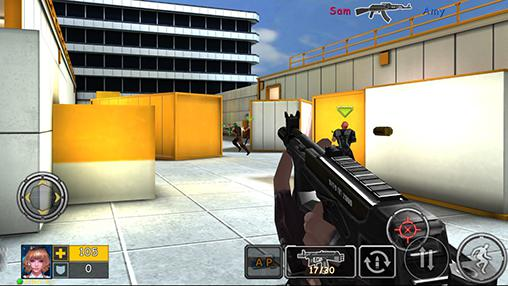 Crisis action screenshot 2