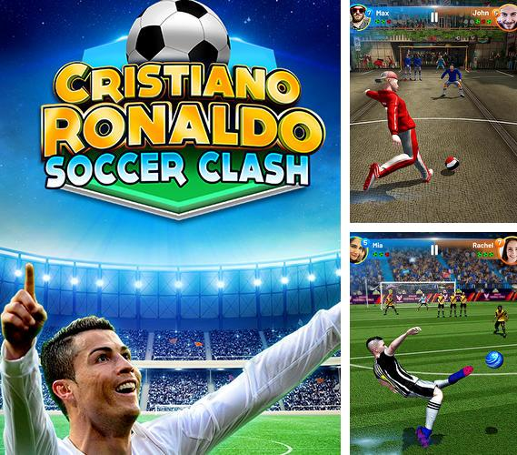 In addition to the game Cristiano Ronaldo: Soccer clash for Android, you can download other free Android games for Digma Optima 8100R.